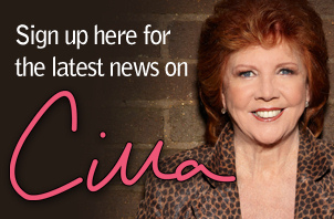 SIGN UP HERE FOR THE LATEST NEWS ON CILLA BLACK!